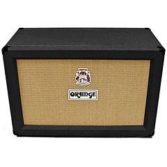 "Orange PPC212, 2x12"" BLK « Baffle guitare élec."