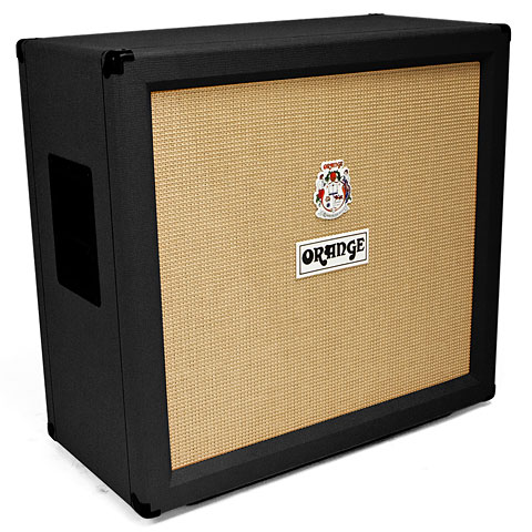 "Box E-Gitarre Orange PPC412, 4x12"" BLK"