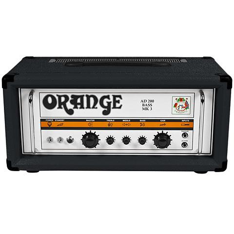 Topteil E-Bass Orange AD200 Bass MK3 BLK