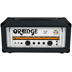 Orange AD200 Bass MK3 BLK « Topteil E-Bass