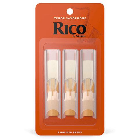 Cañas D'Addario Rico Tenor Sax 3,0 3-Pack