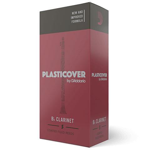 Anches D'Addario Plasticover Bb-Clarinet 1,0
