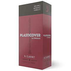 D'Addario Plasticover Bb-Clarinet 1,0 « Blätter