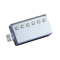 Seymour Duncan Covered Custom, Nickelcover, Bridge « Pickup E-Gitarre