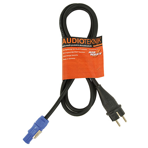 AudioTeknik Power Cable Powercon 2 m