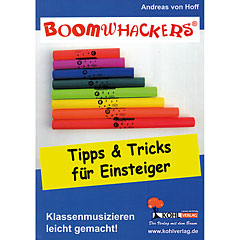Kohl Boomwhackers Tipps & Tricks für Einsteiger « Libros didácticos