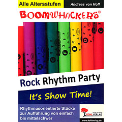 Kohl Boomwhackers Rock Rhythm Party « Manuel pédagogique