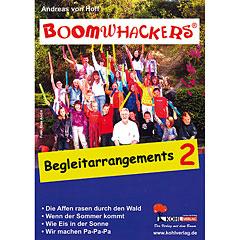 Kohl Boomwhackers Begleitarrangements 2 « Leerboek