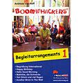 Libro di testo Kohl Boomwhackers Begleitarrangements Band 1