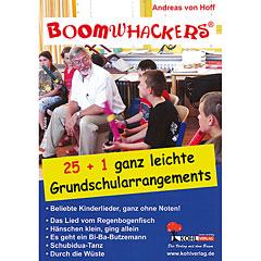Kohl Boomwhackers 25+1 ganz leichte Grundschularrangements « Instructional Book