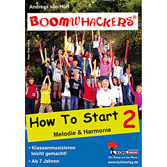 Kohl Boomwhackers How to Start 2 « Manuel pédagogique