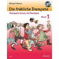 Schott Die fröhliche Trompete Bd.1 « Libros didácticos