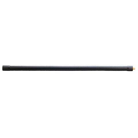 K&M 224 black (30 cm, 15 mm)