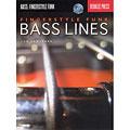 Libro di testo Berklee Press Fingerstyle Funk Bass Lines