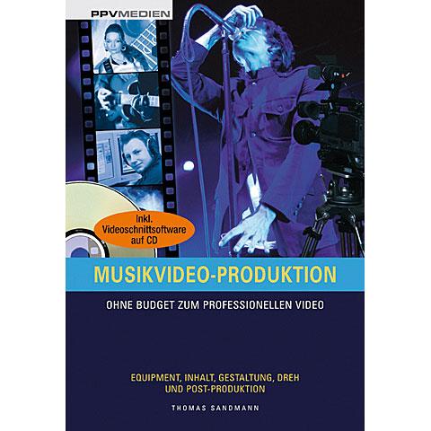 Libros guia PPVMedien Musikvideo-Produktion