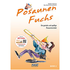 Hage Posaunen-Fuchs Bd.2 « Instructional Book