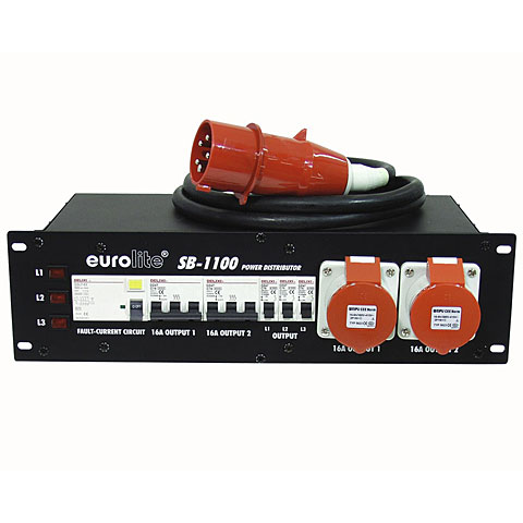 Distributeur de courant Eurolite SB-1100 Power Distributor