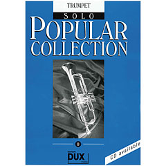 Dux Popular Collection Bd.8 « Libro de partituras