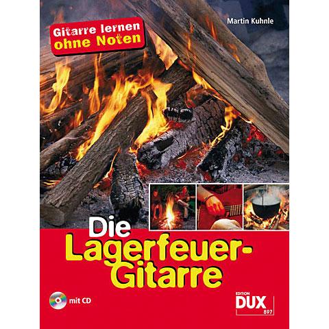 Libros didácticos Dux Die Lagerfeuer-Gitarre