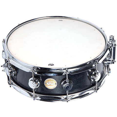 "Snare Drum DW Collector´s Satin Oil 14""x 5"" Ebony Stain"
