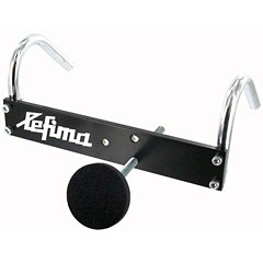 Lefima Marching Bass Drum Carrier Adapter Black « Fixations fanfare