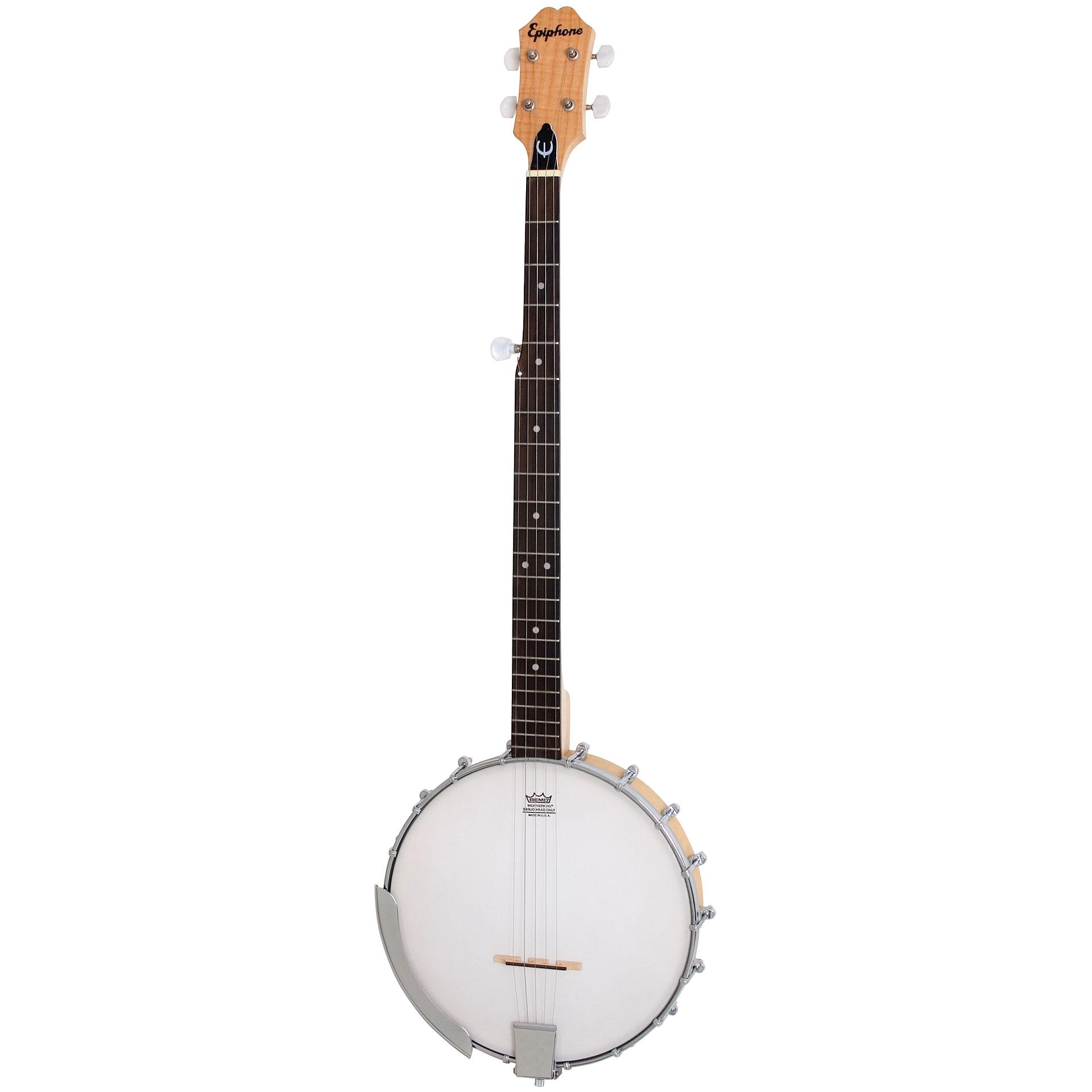 Epiphone Mb Banjo Natural Review