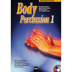 Helbling Body Percussion 1 « Leerboek
