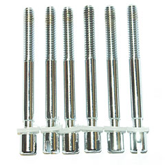 "Sonor Tension Rod 1/4"" x 70 mm 6 Pcs. « Pieza de recambio"