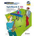 Music Notes Schott Saxophon spielen - mein schönstes Hobby Spielbuch 2 - Alt