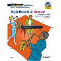 Libro de partituras Schott Saxophon spielen - mein schönstes Hobby Spielbuch 2 - Tenor
