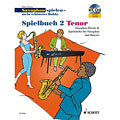 Recueil de Partitions Schott Saxophon spielen - mein schönstes Hobby Spielbuch 2 - Tenor