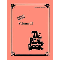 Hal Leonard The Real Book Vol. II C (2nd ed.) European Pocket Edition « Cancionero