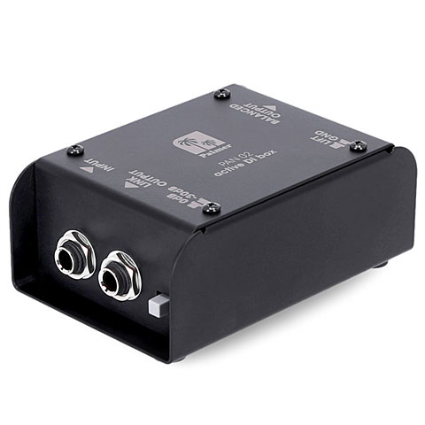 DI-Box/splitter Palmer PAN 02 aktiv