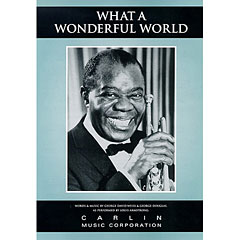 Music Sales What a wonderful World « Edición especial