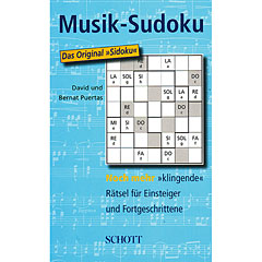 Schott Musik-Sudoku 3 « Spiel