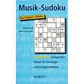 Juego Schott Musik-Sudoku 3