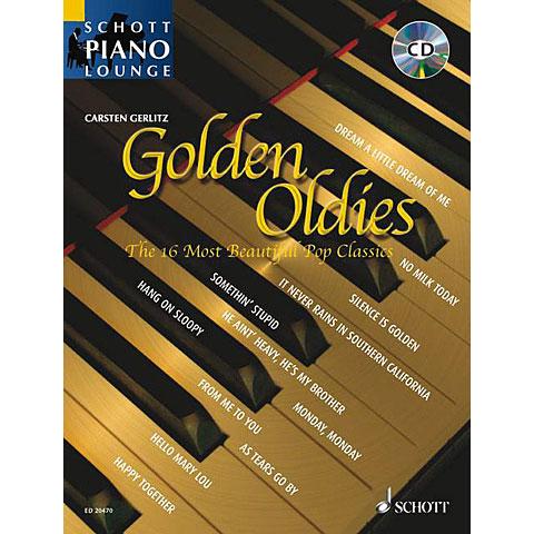 Schott Schott Piano Lounge Golden Oldies