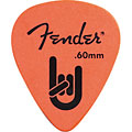 Plektrum Fender Delrin 0.60mm (12 Stk.)