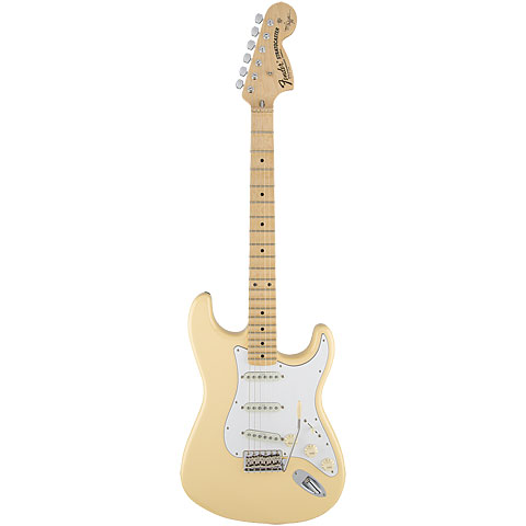 Fender Yngwie Malmsteen Stratocaster, VWH « Guitarra eléctrica