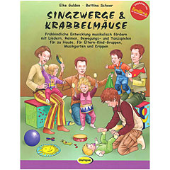 Ökotopia Singzwerge & Krabbelmäuse Buch « Kinderbuch