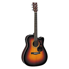 Yamaha FX370C TBS « Guitare acoustique