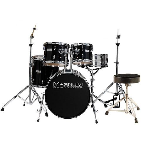 Magnum Economy 20 (black) + Drum Seat