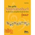Libros didácticos Dux Das große Notenrätselbuch, Libros, Libros/Audio