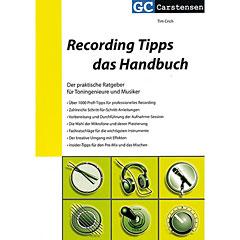 Carstensen Recording Tipps - das Handbuch « Technical Book