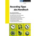 Livre technique Carstensen Recording Tipps - das Handbuch