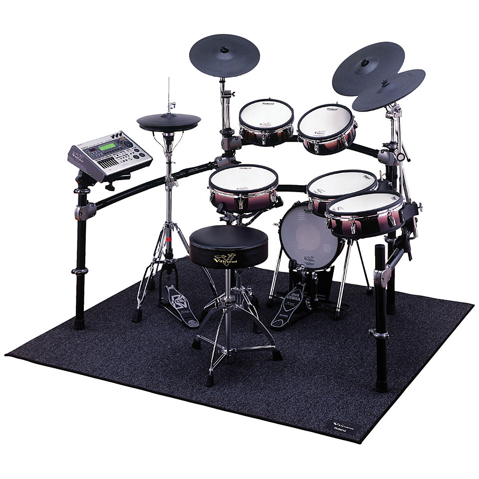 roland tdm 20 v drums mat accessoire batterie lectronique. Black Bedroom Furniture Sets. Home Design Ideas