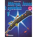 Lehrbuch De Haske Hören,Lesen&Spielen Bd. 1 für Oboe