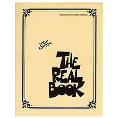 Hal Leonard The Real Book Vol. I C (6th ed.) European Pocket Edition « Songbook